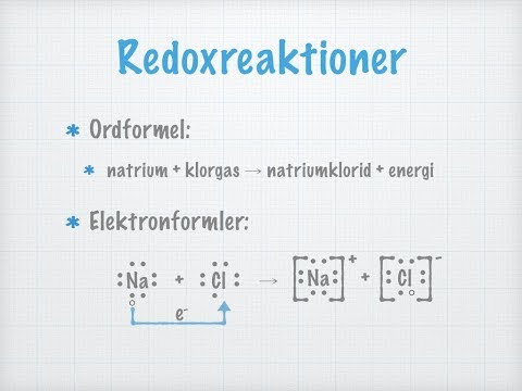 Redoxreaktioner